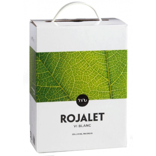 Bag In Box Rojalet Blanc 3 L