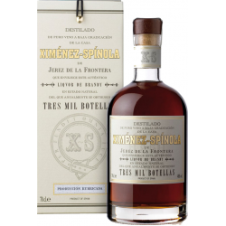 Ximenez-Spinola Brandy Tres Mil Botellas
