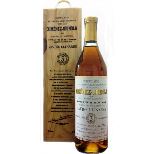 Ximénez-Spínola Single Barrel nº 2