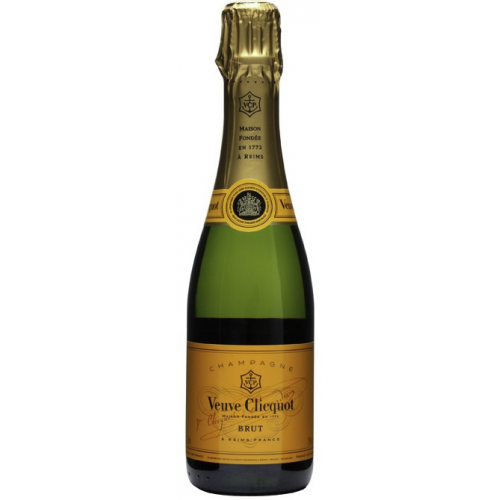 Veuve Clicquot Brut Yellow Label 37,5cl.