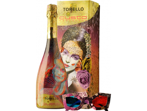 Torello Brut By Custo 3D