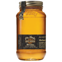 Ole Smoky Harley-Davidson Charred Moonshine 50cl.