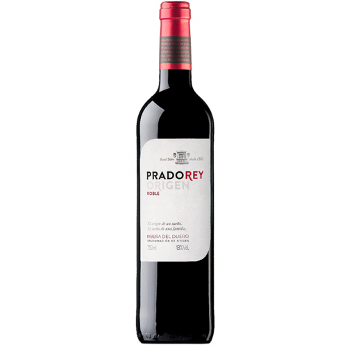 PradoRey Roble Origen 50 cl. 2016