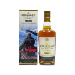 Macallan Travel Series Forties 50 cl.