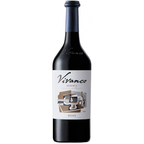Vivanco Reserva 2012