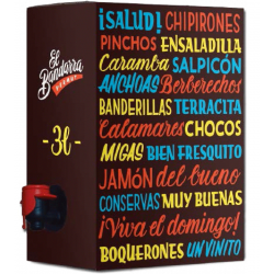 Bag in Box Vermouth El Bandarra 3L.