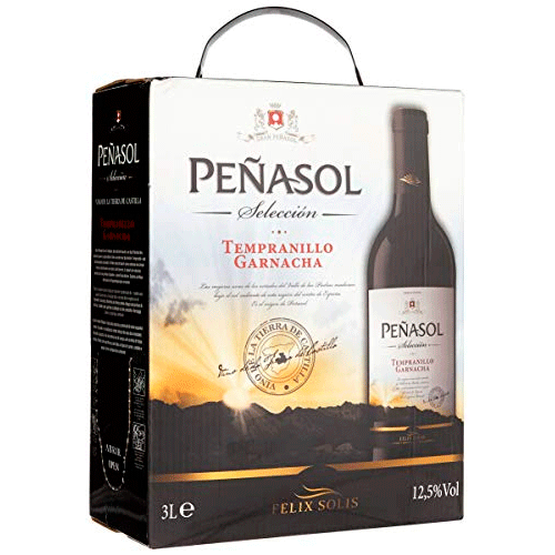 Bag in Box Peñasol Tinto 3L.