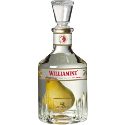 Eau de Vie Williamine con Pera