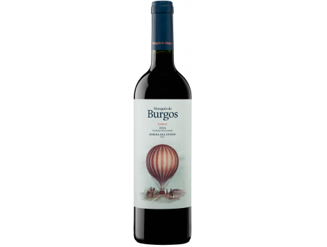 Marques de Burgos Roble 2018